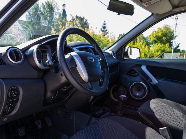 Купить б/у Datsun on-DO, 2015 год, 87 л.с. в Кинеле