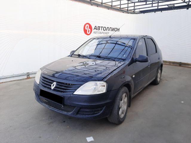Купить б/у Renault Logan, 2012 год, 87 л.с. в Астрахани