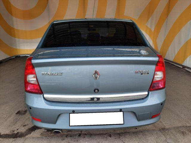 Купить б/у Renault Logan, 2011 год, 103 л.с. в Салавате
