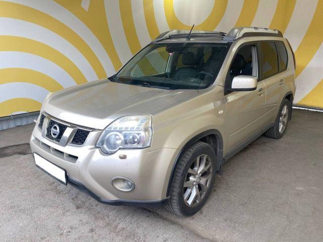 Купить б/у Nissan X-Trail, 2011 год, 141 л.с. в России
