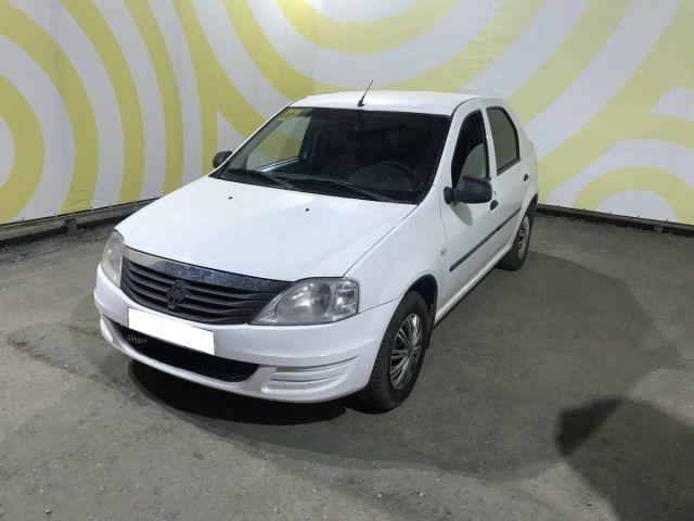 Купить б/у Renault Logan, 2011 год, 74 л.с. в России