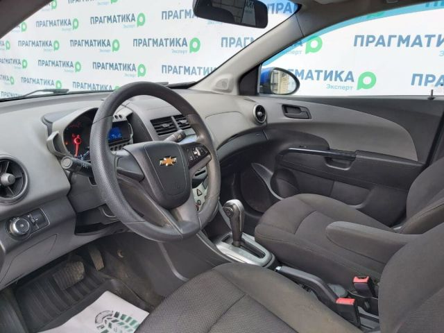 Купить б/у Chevrolet Aveo, 2013 год, 115 л.с. в Петрозаводске