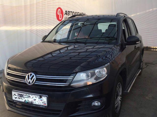 Купить б/у Volkswagen Tiguan, 2011 год, 115 л.с. в Салавате