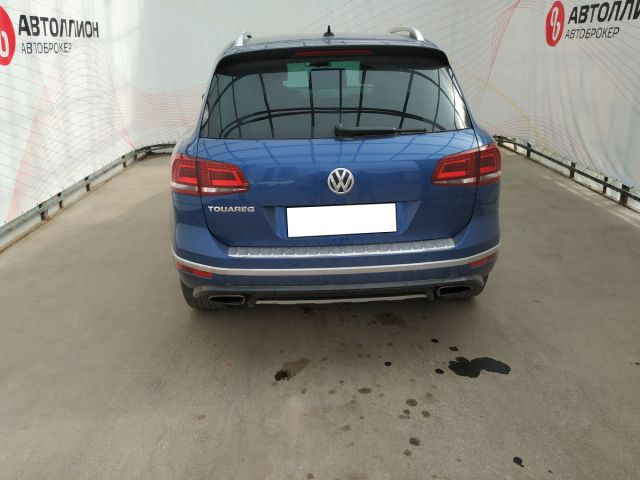 Купить б/у Volkswagen Touareg, 2016 год, 249 л.с. в Казани