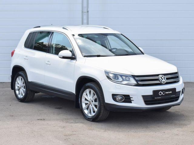 Купить б/у Volkswagen Tiguan, 2012 год, 200 л.с. в Воронеже