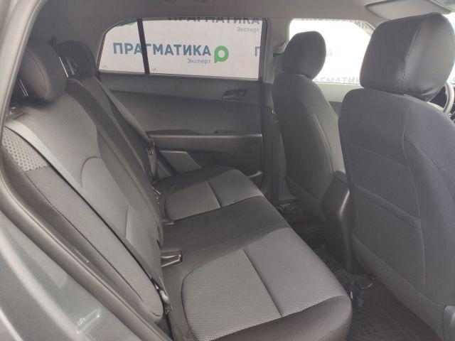 Купить б/у Hyundai Creta, 2020 год, 123 л.с. в Петрозаводске