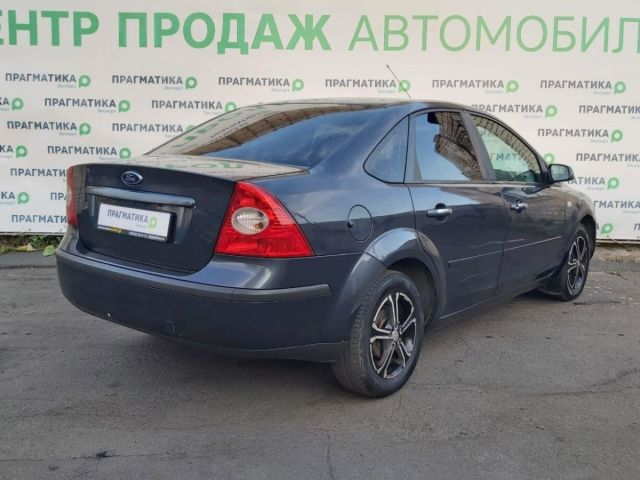 Купить б/у Ford Focus, 2007 год, 101 л.с. в Петрозаводске
