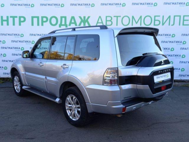 Купить б/у Mitsubishi Pajero, 2014 год, 178 л.с. в Петрозаводске
