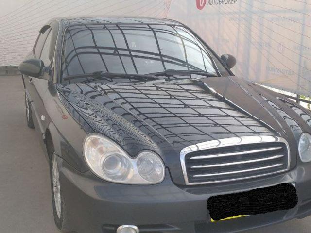 Купить б/у Hyundai Sonata, 2008 год, 172 л.с. в России