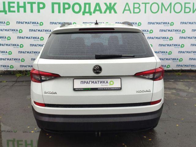 Купить б/у Skoda Kodiaq, 2019 год, 125 л.с. в Петрозаводске