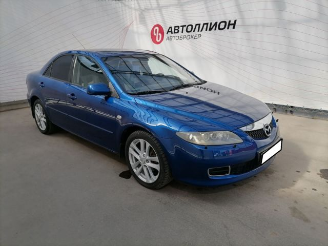 Купить б/у Mazda 6, 2006 год, 120 л.с. в России